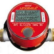 Счетчик горячей воды многотарифный электронный Архимед фото