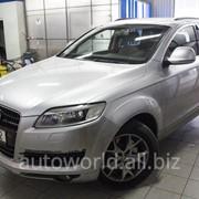 Замена лобового стекла Audi в Кишиневе фото