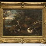 Адриан де Грейф «Охота на оленя» фото