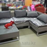 Набор мебели, диван + стол фото