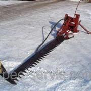Косилка однобрусная гидрофицированная пальцевая КТУ-2 фото