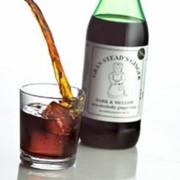 Безалкогольный имбирный напиток Темный Gran Steads Ginger (Англия), 750 мл. фото