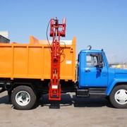Оборудование мусоровоза ВЛИВ Супер Мини Б фото