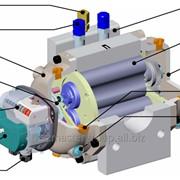 Установка роторных счетчиков газа фото