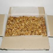 Предлагам к продаже грецкий орех очищенный и расфасован в кортонные коробки по 10 кг,выполням любую фракцию .... фото