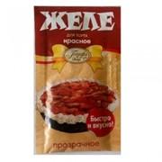 Желе для торта (красное) фото