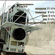 Зерносушилка Teco 0722i 7 секций 2 уровня фото
