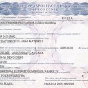 Польские приглашения гостевые фото