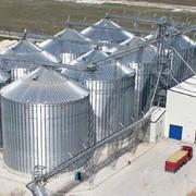 Конструкции зернохранилищ фото