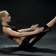 Фитнес, калланетика фото