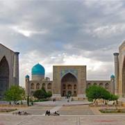Тур в Классический Узбекистан фото