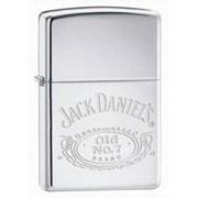 Зажигалка Zippo Jack Daniel`s фото