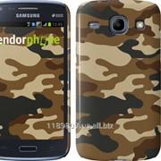 Чехол на Samsung Galaxy Core i8262 Камуфляж v2 1096c-88 фото