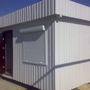 Производим модульные здания, домики из металлоконструкций любой конфигурации фото
