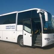 Заказ автобуса Москва фото