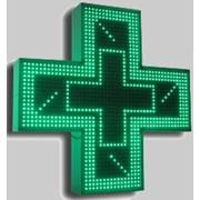 Электронные кресты для аптек и медицинских учреждений. фото