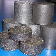 Прессованная стружка стальная фото