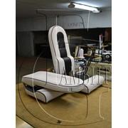 Кресло высокое, складное на самый узкий катер фото