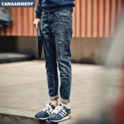 Мужские кальсоны джинсовые 44763451848 фото