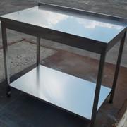Производственные столы фото