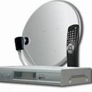 Антенна 55см, конвертор, ресивер MPEG2 фото