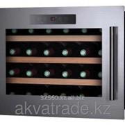 Винный холодильник Dunavox DX-24.56BBK (A) фото
