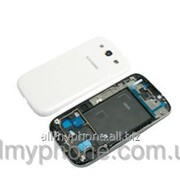 Корпус для мобильного телефона Samsung I9300 S3 White фото