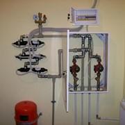 Отопление водоснабжение, канализация, устанвовка насосов и бойлеров и тд - Установка водяных поверхностных станций фото