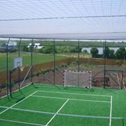Спортивная сетка Plasa protectie pentru acoperirea terenurilor de sport Cod 203-100-06 фото