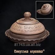 Хлібниця Шляхтянська 4л, розмір 34, арт.AG01 фото