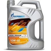 Gazpromneft Diesel Premium 10W-40 CI-4/SL (5л) фото