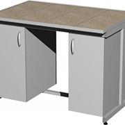 Стол лабораторный пристенный СЛП-2.101.05 фото