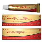 Крем Yiganerjing от псориаза фото