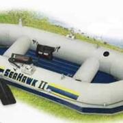 Intex 68377 Seahawk II Надувная лодка фото