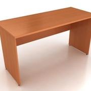 Стол письменный офисный 1200х600, 1500х700 фото