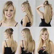 Профессиональное и качественное наращивание волос, Восстановление волос фото