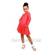 Dance Me Рейтинговые платья / Бейсик 67ДР-К-16, коралловый фото