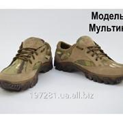Тактические мужские кроссовки на мембране. Модель 5 мультикам 44 фото