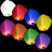 Небесные фонарики размер 37х53х96см фото