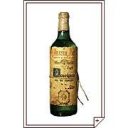 Белое сухое вино SAUVIGNON 1988 фото