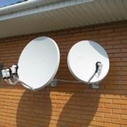 Спутниковое и эфирное телевидение. фото