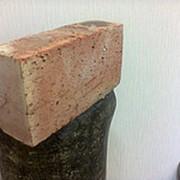 Кирпич забутовочный одинарный М-150 фото