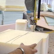 Нож ленточный для резки текстиля и ткани фото