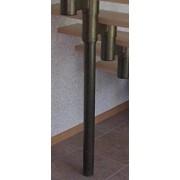 Комплектующие для модульных лестниц столб-опора фото