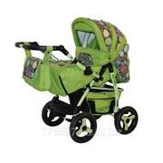Универсальная коляска Aneco Accord узор фото