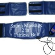 Вибромассажеры Sauna Massage 2 in 1 fitness Belt (Cауна Фитнесс) 4 999 Тенге фото
