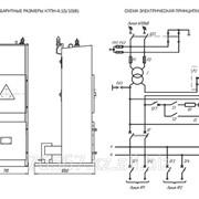 Комплектная трансформаторная подстанция наружной установки специальная типа ктпн 4-10/10(6) фото