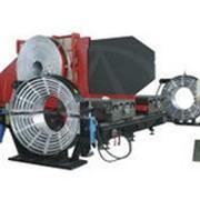 Цеховая сварочная машина для производства тройников и отводов SHENGDA SHG2000 фото