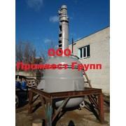 Реактор из нержавеющей стали 3,2 м3. фото