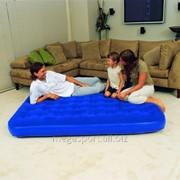 Надувная кровать двуспальная #67003 фото
